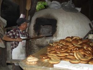 The baker in Tutotepec