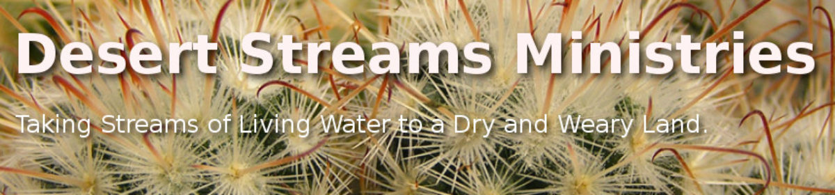 Desert Streams Ministries