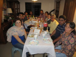 Our discipleship group