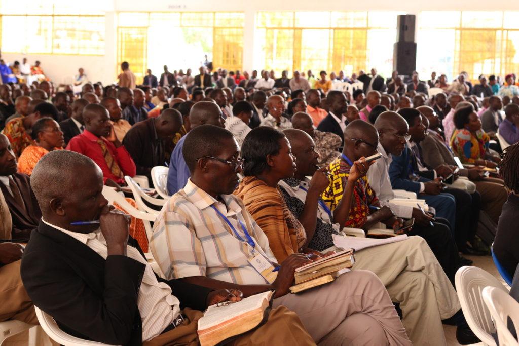 Pastors conference, Uganda